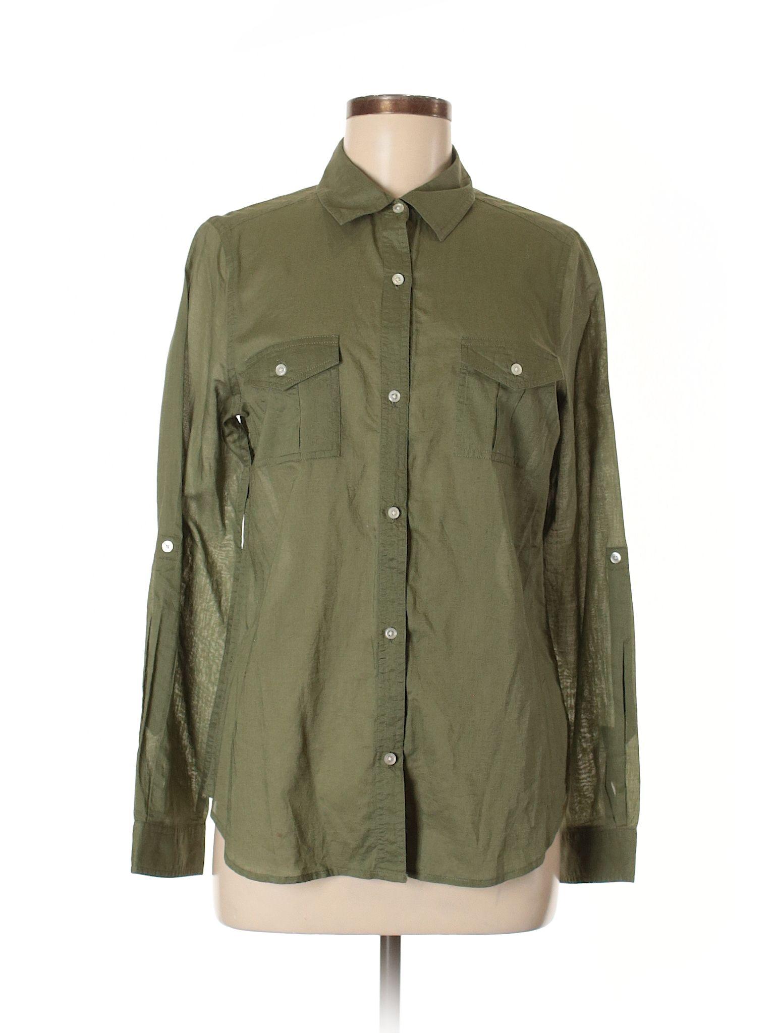 Dark green dress shirt  Long Sleeve ButtonDown Shirt  Products  Pinterest  Free shipping