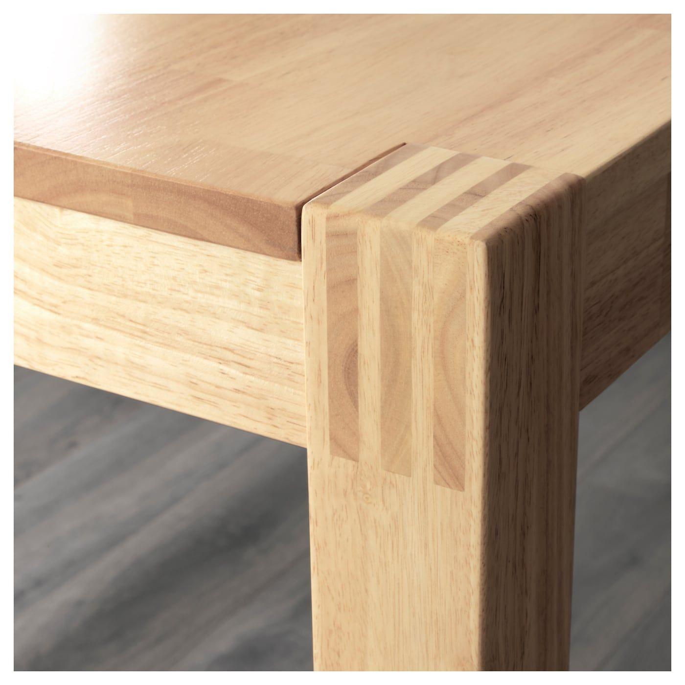 NORDBY Tisch Gummibaum in 2020 Gummibaum, Ikea und Tisch