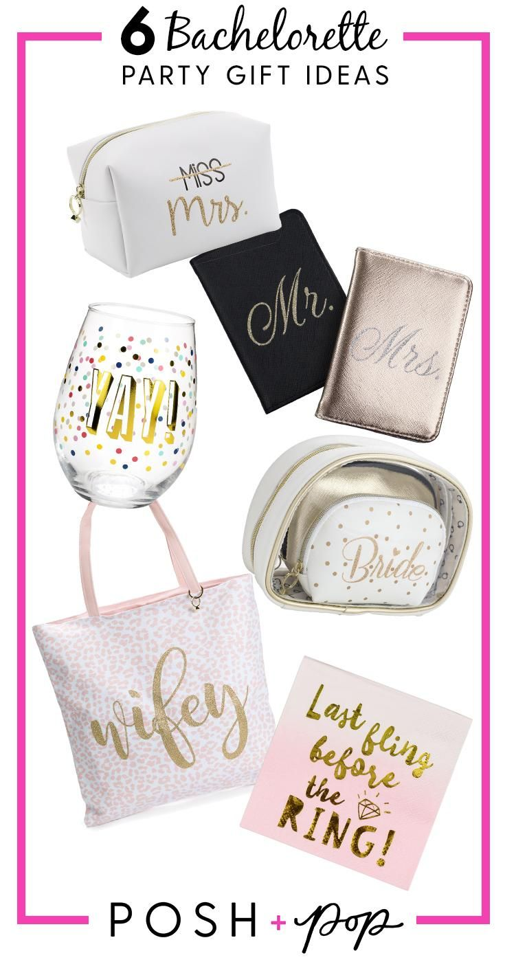 6 bachelorette party gift ideas for the bridetobe