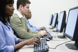 Galena Park ISD gives free technology training to parents of district students.  The evening training sessions offered in English or Spanish focus on word processing and Internet skills. Child care and snacks are provided, free of charge.