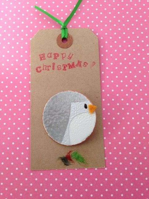 Penguin Brooch! £10.00