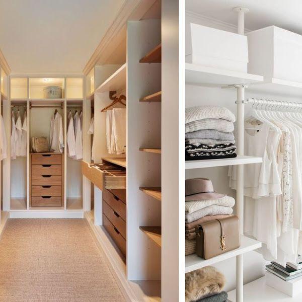 Cabine armadio per tutti gli spazi Walk in closet design