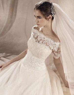 Pronovias Anoeta Wedding Dresses Bridal Dresses Bridal Dress Design