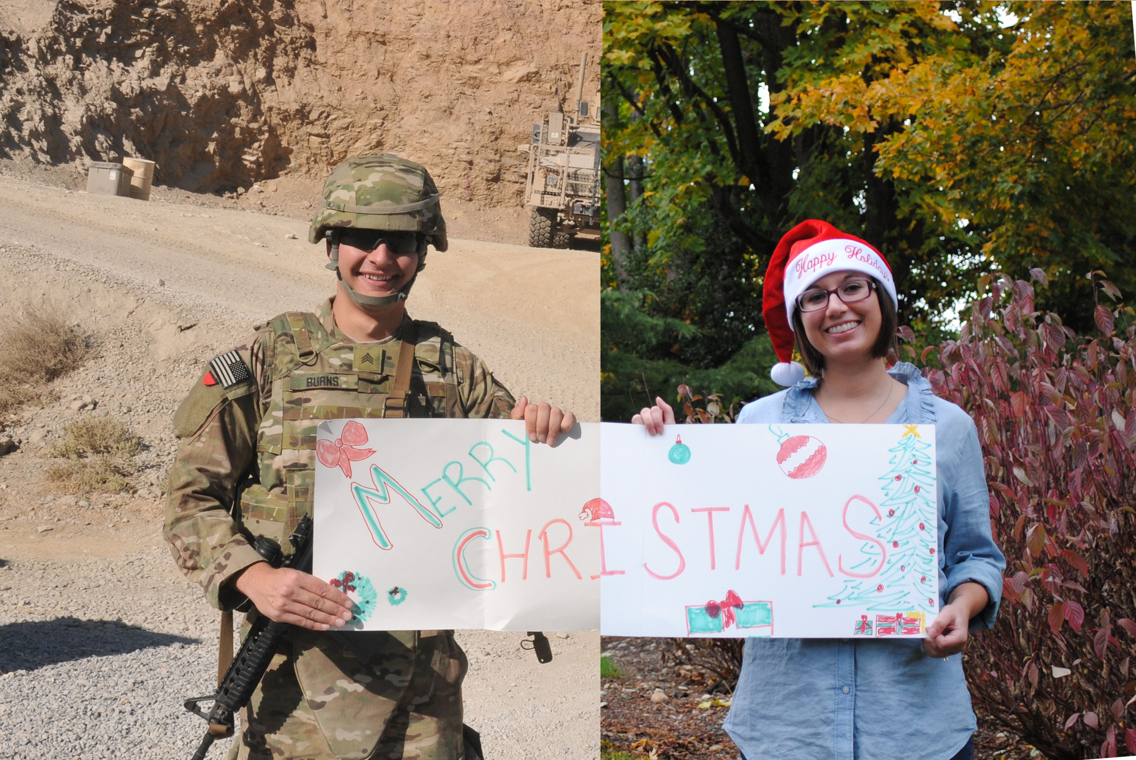 Image result for image, photo, picture, military family together at christmas