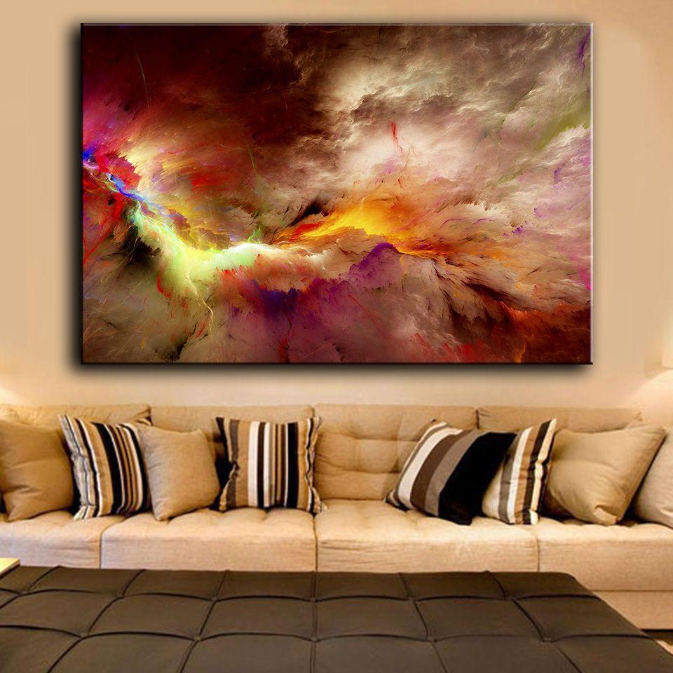 g nstige hdartisan leinwand kunst wohnkultur gedruckt lgem lde wandbilder f r wohnzimmer. Black Bedroom Furniture Sets. Home Design Ideas