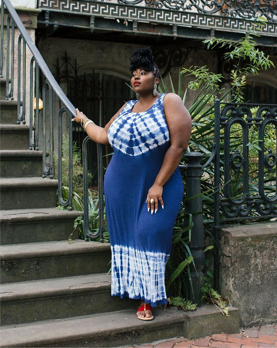 62e397ecf5a Plus size bloggers explored beautiful Savannah wearing their favorite plus  size summer looks from Catherines Plus Sizes  bbw
