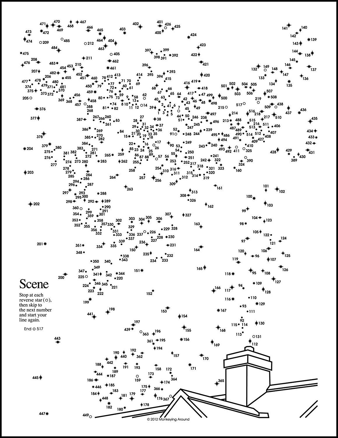 The Greatest Dot To Dot Adventure Book 1
