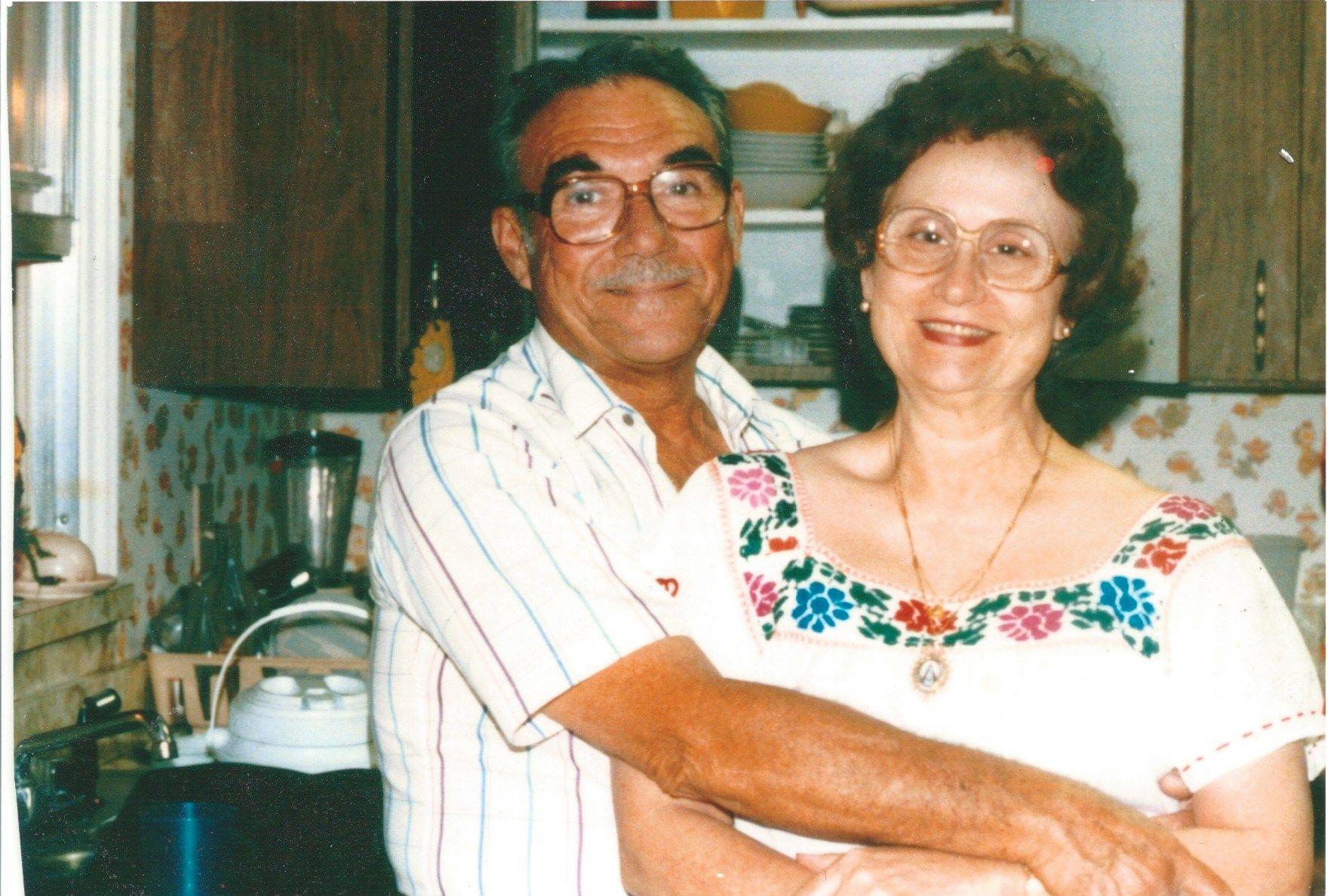 Olga and Gaspar