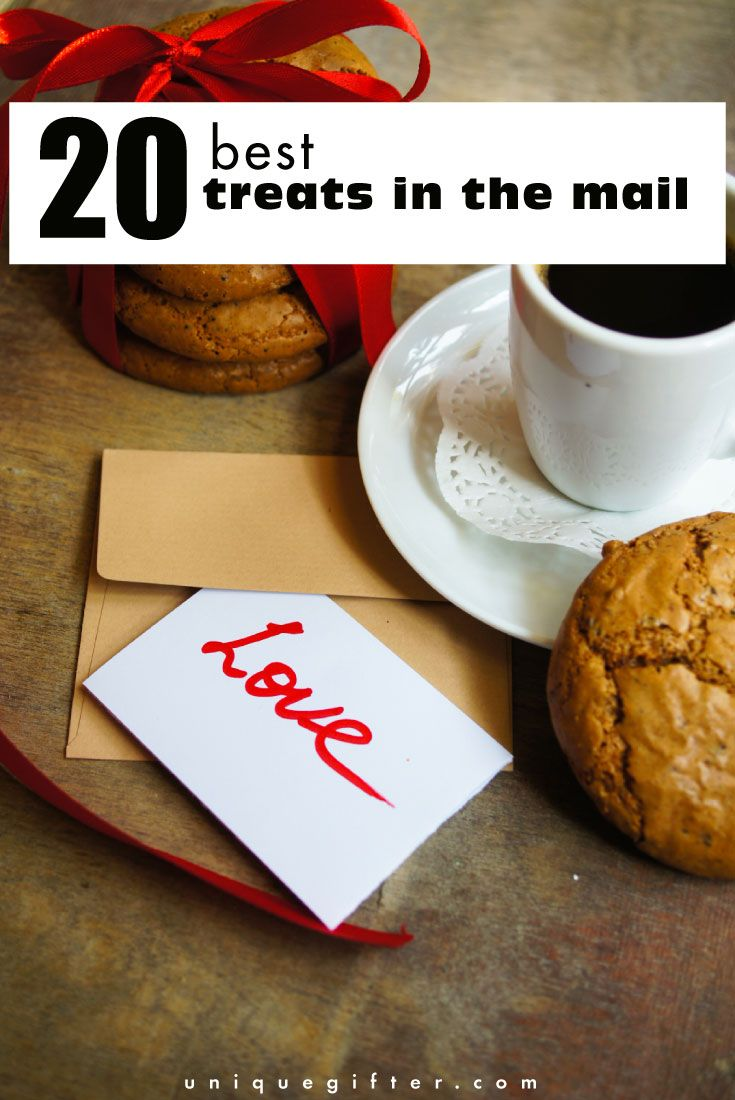 20 Best Treats In The Mail