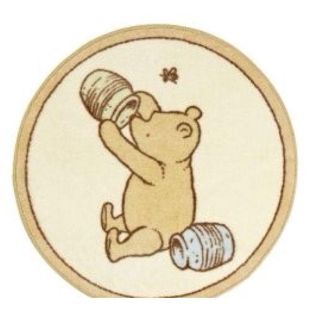 Vintage Winnie The Pooh Nursery Accents