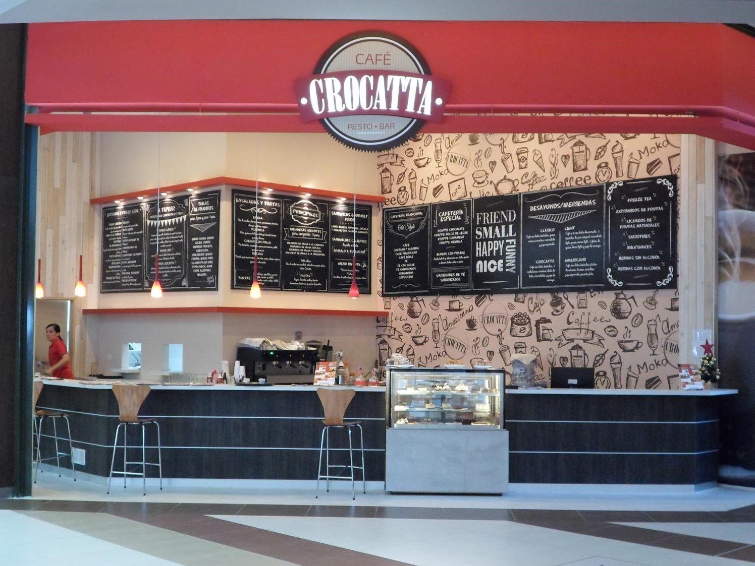 Nuevo Local De Crocatta En Terrazasdemayo Shopping