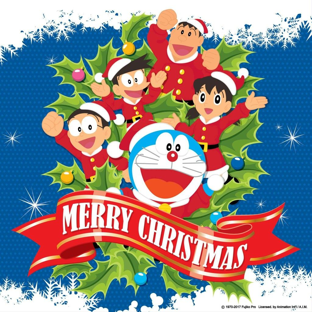 Merry En: Doraemon - Doraemon, Merry Christmas En