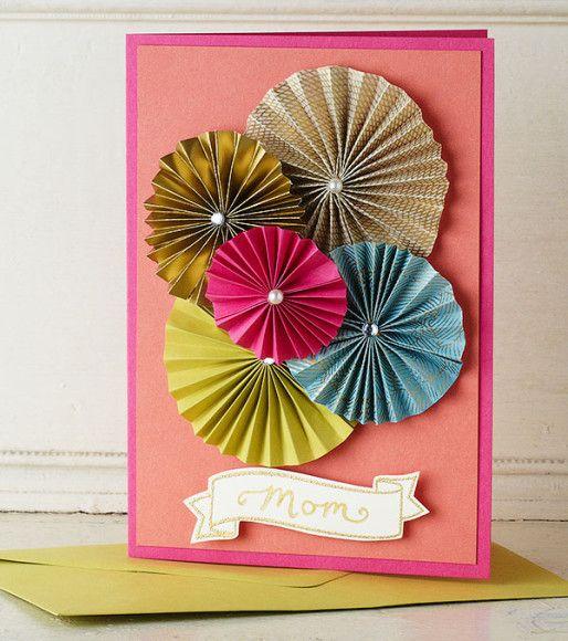 14 Easy Mother S Day Card Ideas Hobbycraft Blog