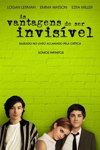 Assista As Vantagens De Ser Invisivel No Cine Hd Online Wallflower Movie Perks Of Being A Wallflower Indie Movies