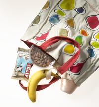 The Dance Bag Diet: Five ballet stars share their favorite snacks.