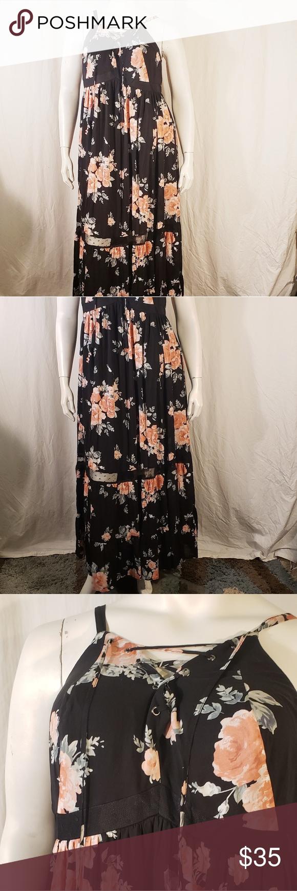 5 25 Torrid Floral Maxi Dress Size 2x Floral Maxi Dress Floral Maxi Maxi Dress [ 1740 x 580 Pixel ]