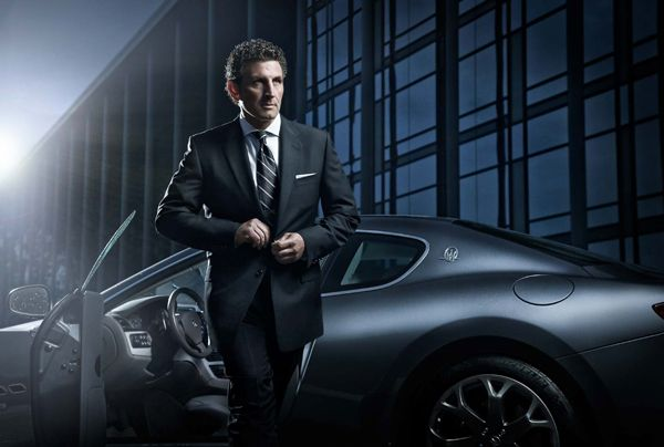 Luxury Car Fotografia Fotos Hombres