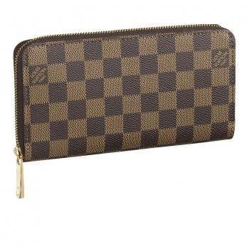 58488ba462789 Louis Vuitton N60015 Zippy Wallet Louis Vuitton Damen Portemonnaie ...
