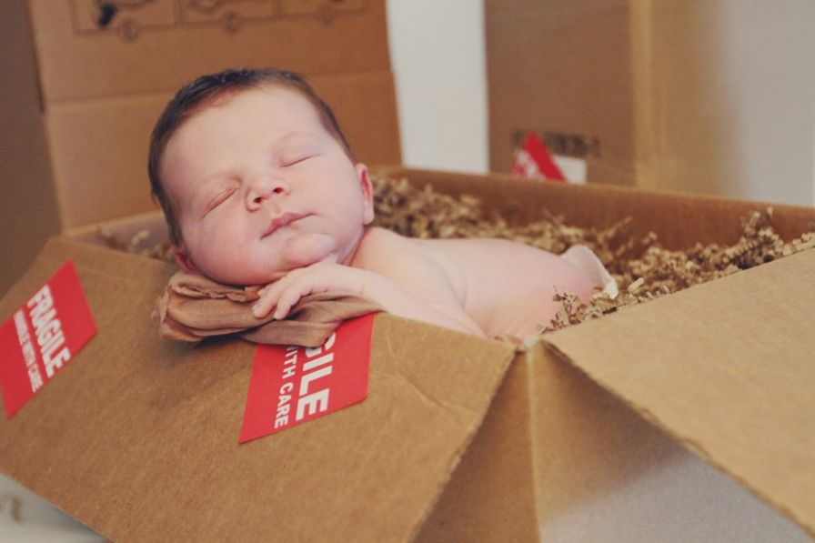Newborn Photography Special Newborn Package!