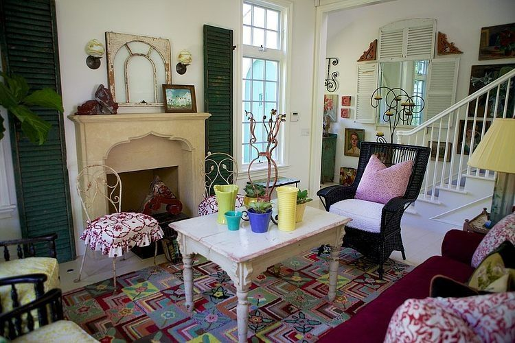 Attractive House · Beach Cottage By Alison Kandler Interior ... Amazing Ideas
