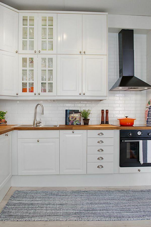 Skandinavische Küchen - Die Schönheit von Nordeuropa nach Hause - ikea küchen beispiele