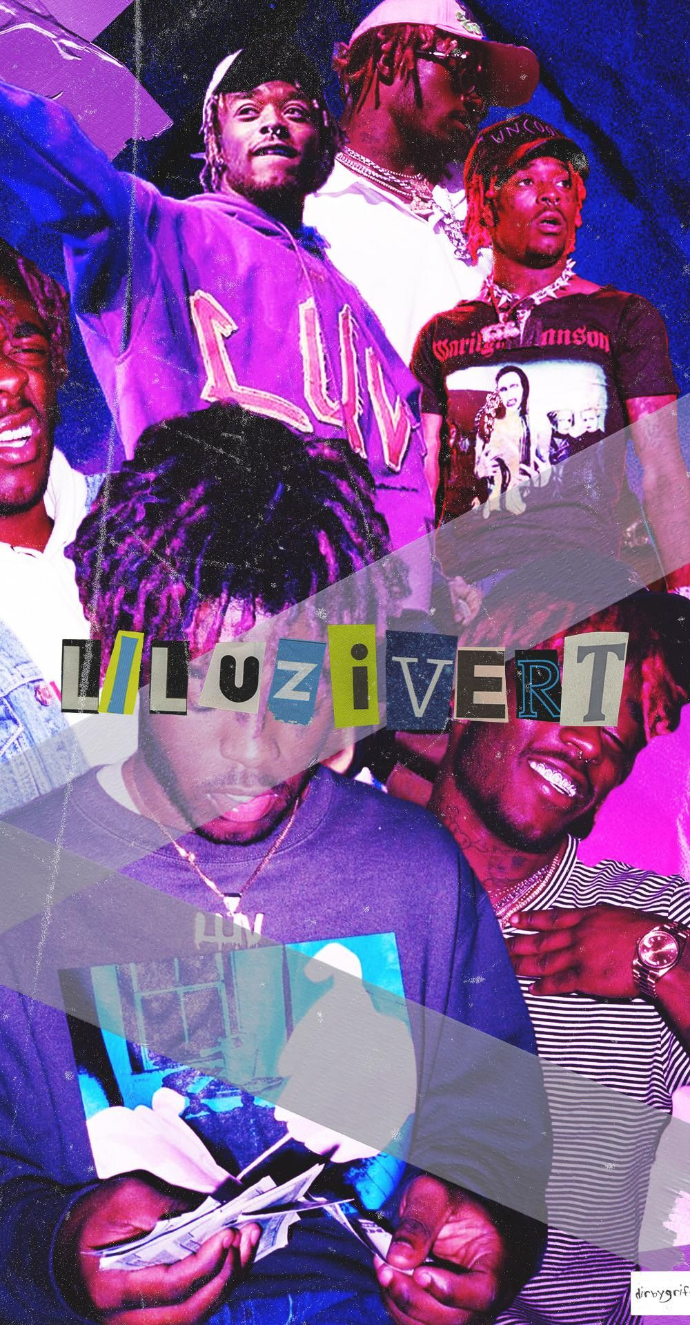 Lil Uzi Wallpaper Sorry your screen resolution is not available for this wallpaper. iphone hd wallpaper line