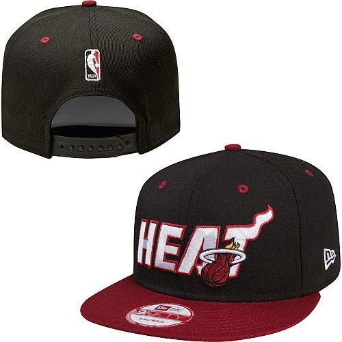 e4efe6014c0 2012 nab champions heat snapbacks hats