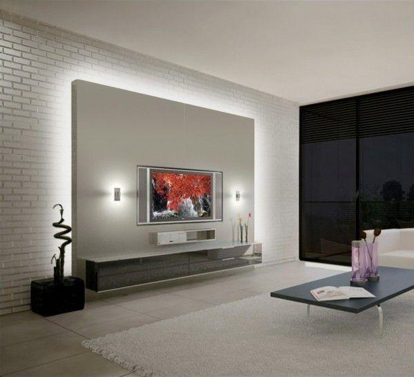 home lighting: 25 led lighting ideas | interior design ideas | tv