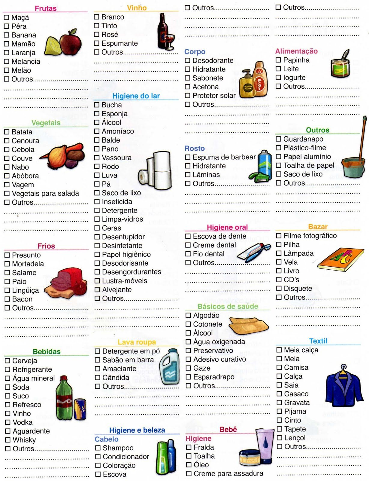 25 Ideias Para Se Organizar