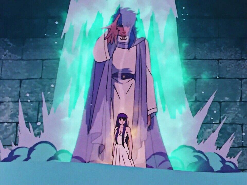 Poseidon e Athena   Saint seiya, Cavaleiros do zodiaco