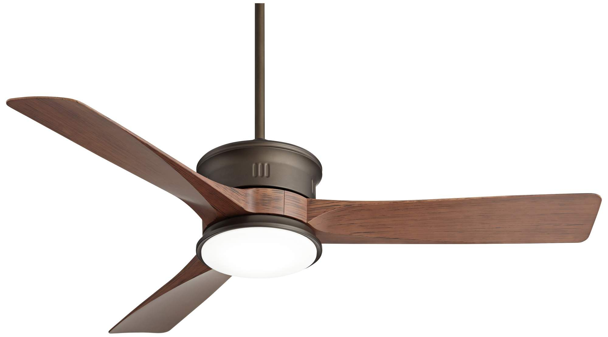 54 Inch Key West Bronze Wet Rated Outdoor Led Ceiling Fan Di 2020