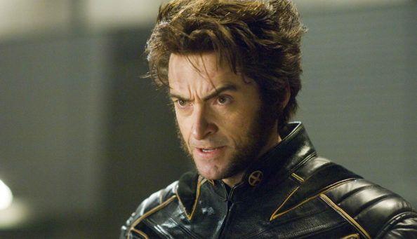 Hugh Jackman 2 Australian Actor X-Men Film Poster Tv Star Photo Black and White
