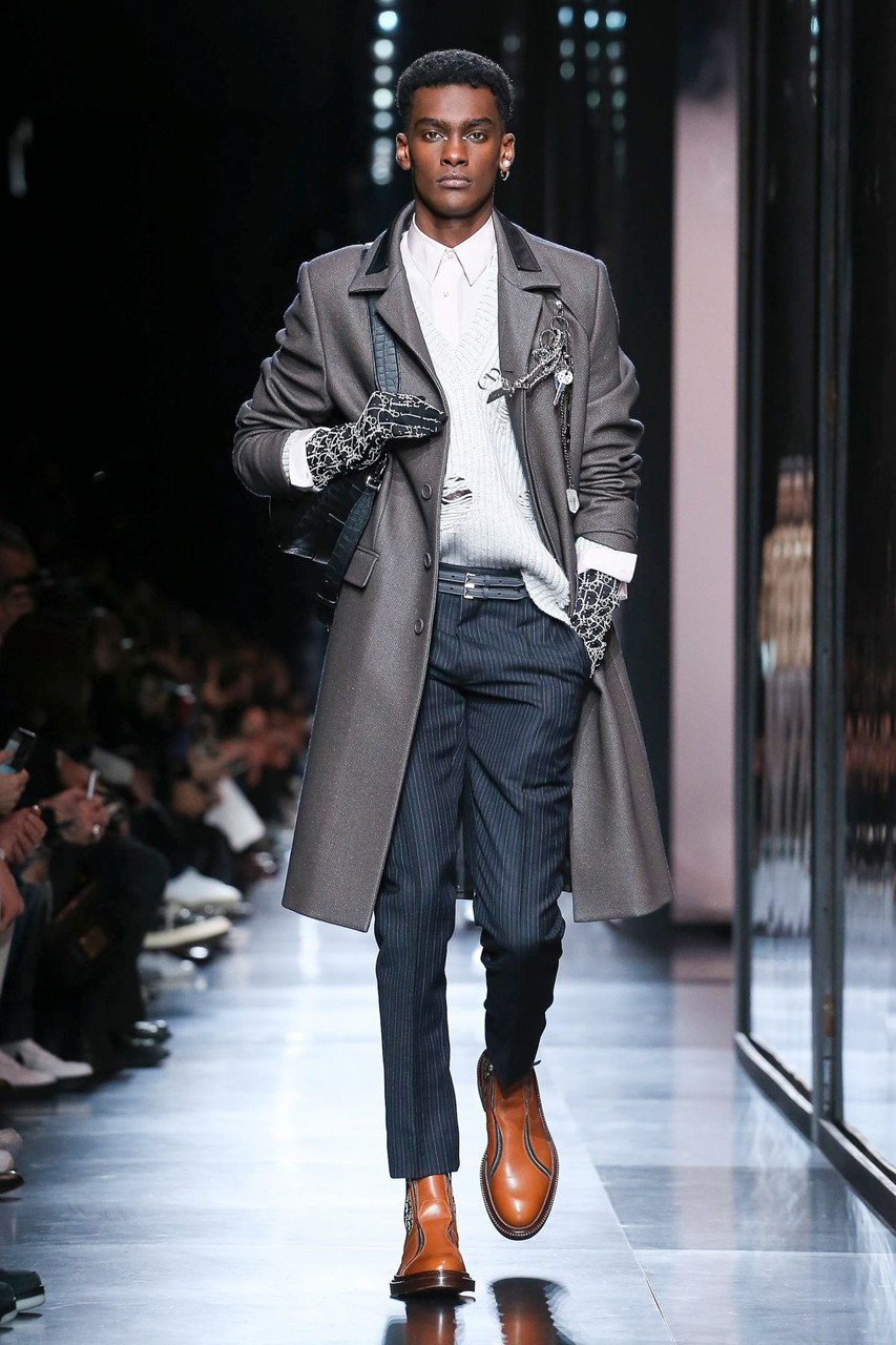 Dior FW20 Disrupted Elegant Tailoring With Judy Blame's