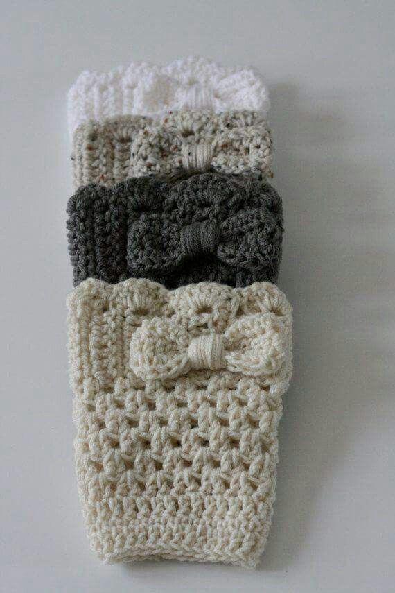 Pin de Cindy Haselip en sew/yarn | Pinterest | Tejido, Botas y Puños ...