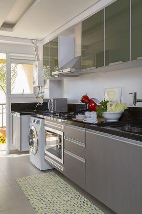 Decoracao De Apartamento Pequeno Tem Cimento Queimado E Cores