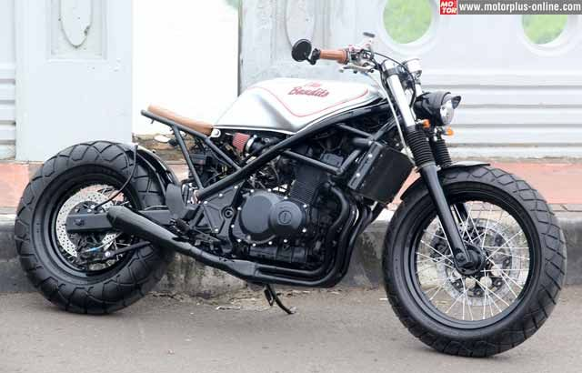 nice bandit build | only bandits | pinterest | cafes, suzuki cafe