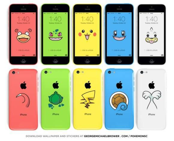 52568cd78 iPhone 5c Pokemon Wallpaper! | Animation | Cool pokemon, iPhone 5C ...