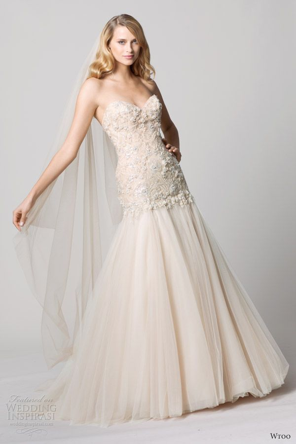 Wtoo Brides Fall 2017 Wedding Dresses Ideas