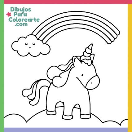 Dibujos Para Pintar Unicornios Online O Para Imprimir Y Colorear Hermosos Disenos Gratis Para Ni Actividades Navidenas Preescolares Dibujos Para Ninos Dibujos