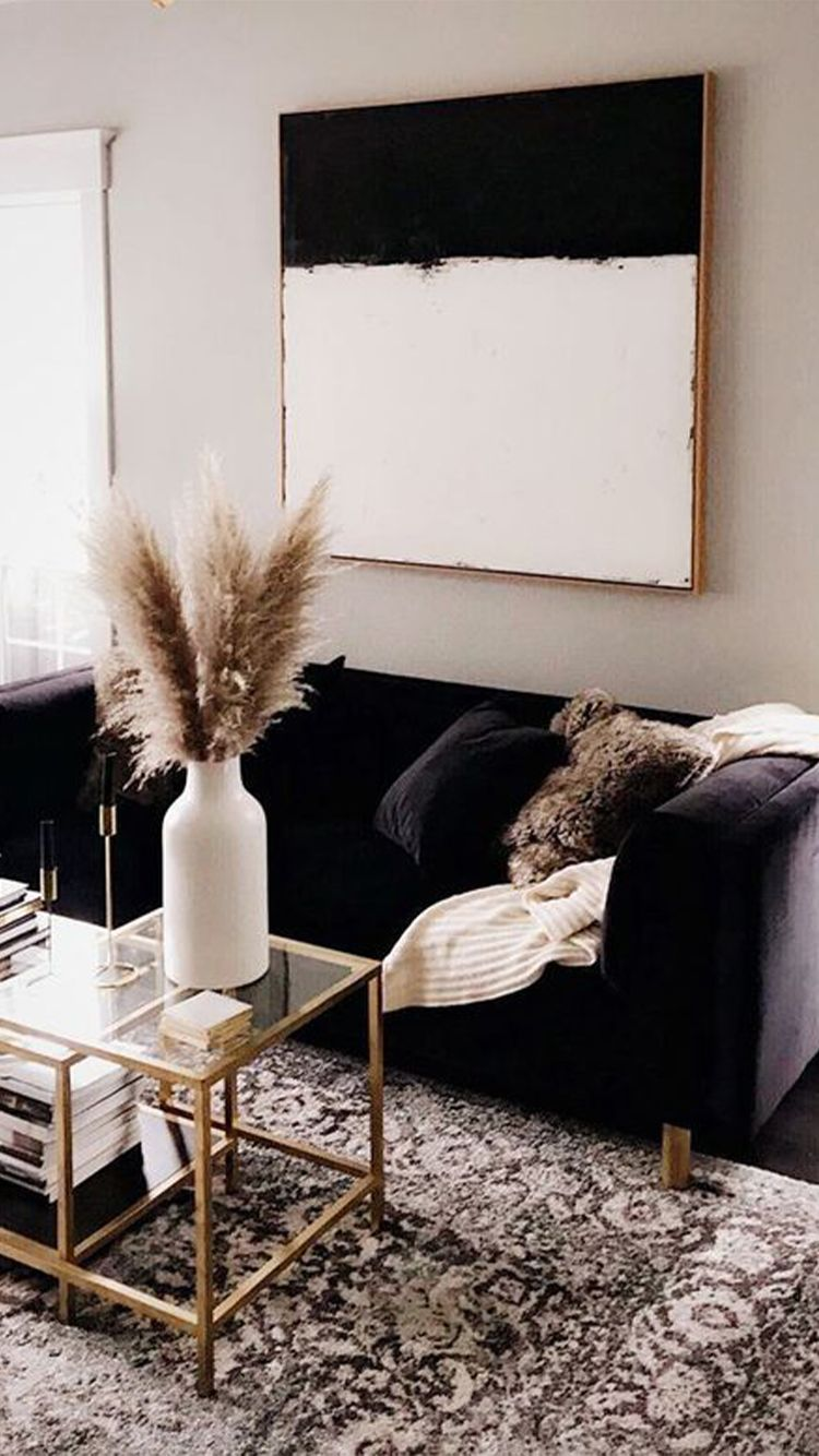 Black Aesthetic Decor To Make Your Home As Black A