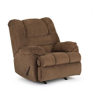 Best Simmons® Champion Mocha Rocker Recliner At Big Lots 640 x 480