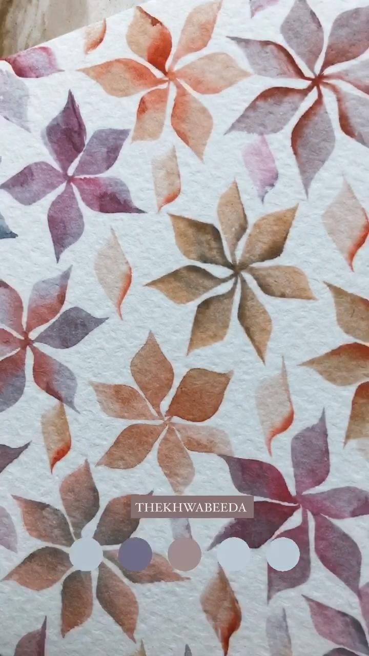 #watercolor #watercolorarts #florals