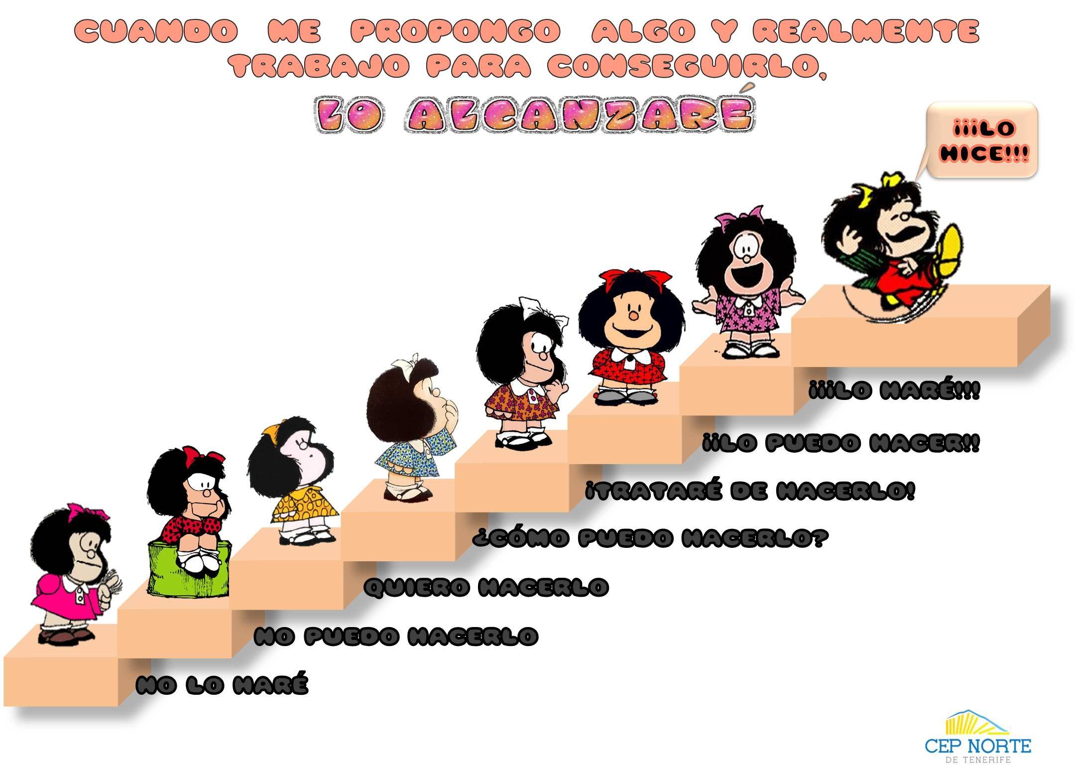 imagenes de amistad mafalda - IMG MLP