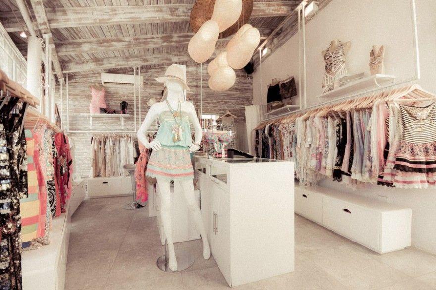 Tienda De Moda En Ibiza Tienda Pinterest Interiors