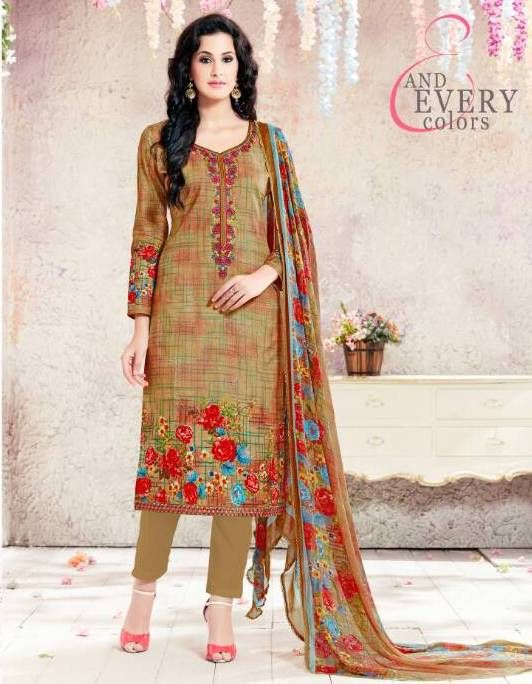 e49637ceb6 Alok Suit Sana Safeena Pure Cambric Cotton Print Suits (8 pc catalog ...