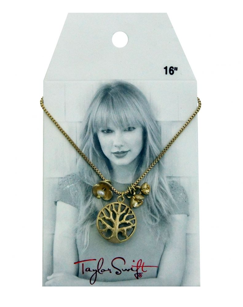 4c6fd72c17 Tree   Charm Necklace  Taylor Swift Official Online Store