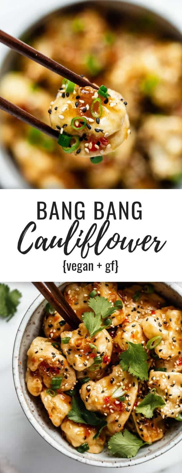Photo of Bang Bang Cauliflower – New Ideas