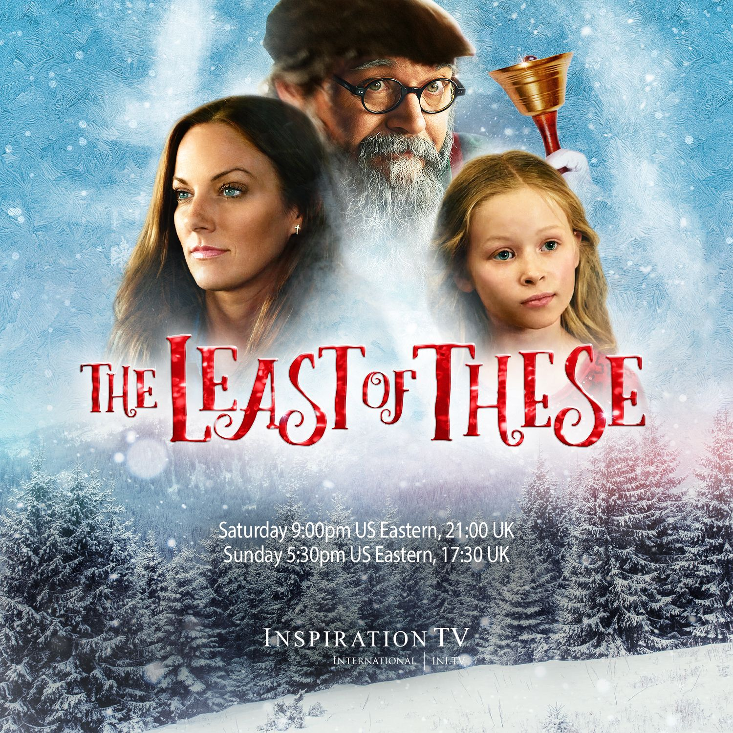 Ready To Watch The Least Of These Right Now No Problem Click Ini Tv Believe To Sign Up For Your Free Inspiration On Demand Accoun Christmas Movies Inspiration Watch Christmas Movies