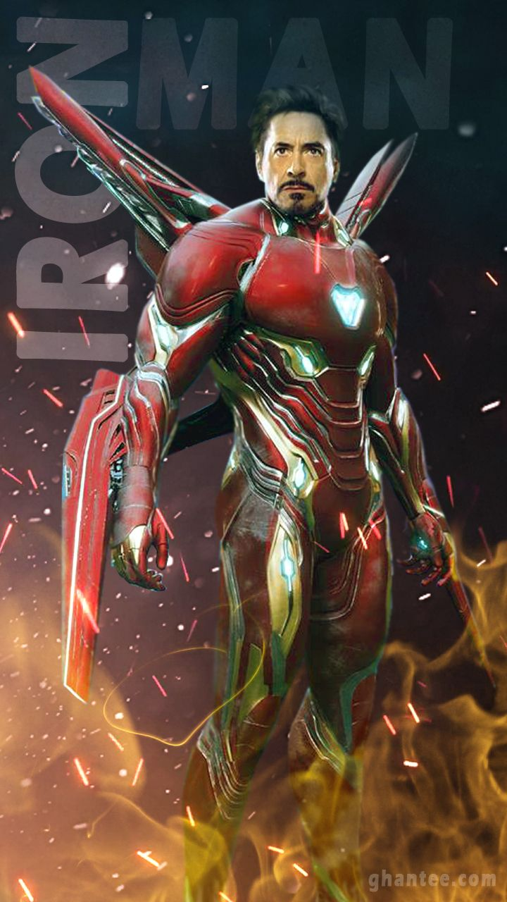 Iron Man Hd Mobile Wallpaper From Infinity War Download Right Now Only At Ghantee Com Also Download More Marvel Iron Man Superhero Iron Man Iron Man Wallpaper