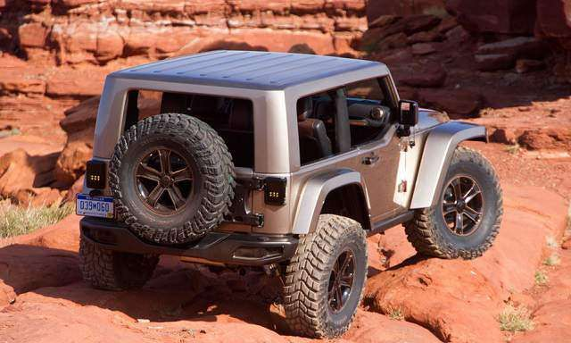2017 Jeep Wrangler Unlimited